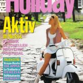 copertina Holiday Appia antica