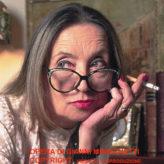 Oriana Fallaci by Gianni Minischetti